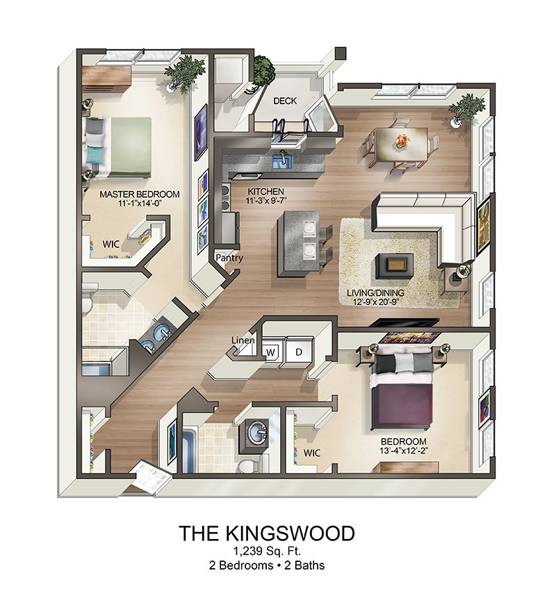 Kingswood Apartments: Apartments In Glastonbury, CT
